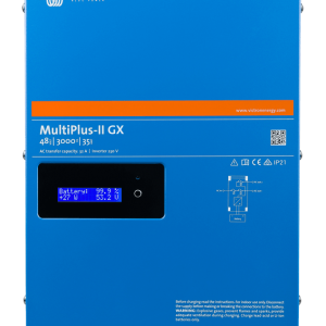 Victron MultiPlus-II inverter/charger 5000VA with GX interface